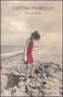 Picciridda - Catena Fiorello - copertina