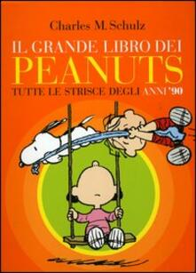 Il grande libro dei Peanuts. Tutte le strisce degli anni 90.pdf