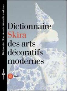 Dictionnaire arts decoratifs modernes