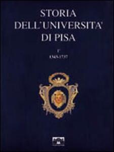 Storia dell'Università di Pisa