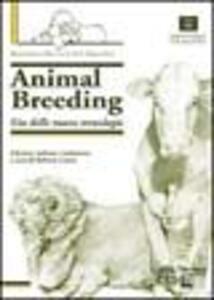 Animal Breeding. Uso delle nuove tecnologie