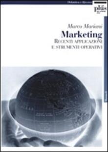 Ristorantezintonio.it Marketing. Recenti applicazioni e strumenti operativi Image