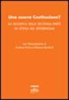Una nuova Costituzione? La modifica della seconda parte in attesa del referendum.pdf