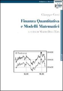 Steamcon.it Finanza quantitativa e modelli matematici Image