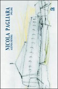 Nicola Pagliara. Agenda minima 1992-2002