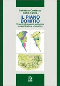 Il piano Domitio. Progetto di recupero ambientale e riqualificazione urbanistica