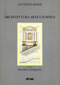 Architettura, arte e scienza
