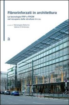 Capturtokyoedition.it Fibrorinforzati in architettura. Le tecnologie FRP e FRCM nel recupero delle strutture in c.a. Image
