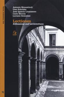 Lectiones. Riflessioni sullarchitettura.pdf