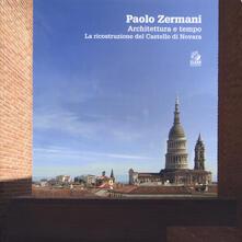 Aboutschuster.de Paolo Zermani. Architettura e tempo. La ricostruzione del castello di Novara Image