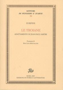 Squillogame.it Le troiane. Adattamento di Jean-Paul Sartre Image