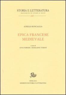 Festivalshakespeare.it Epica francese medievale Image