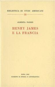 Henry James e la Francia