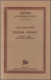 Puckler-Muskau. Letterato e dandy nella Germania dell'Ottocento