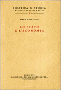 Lo Stato e l'economia