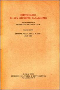Epistolario. Vol. 6: Lettere dal n. 2351 al n. 3000 (1635-1638).
