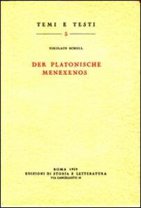 Der platonische Menexenos