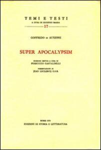 Super Apocalypsim