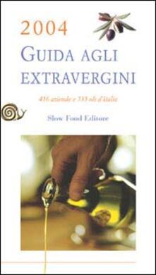 Writersfactory.it Guida agli extravergini 2004 Image