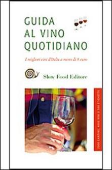 Vitalitart.it Guida al vino quotidiano. I migliori vini d'Italia fino a 8 euro Image