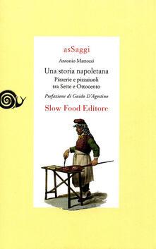Winniearcher.com Una storia napoletana. Pizzerie pizzaiuoli Image