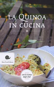 Radiospeed.it La quinoa in cucina Image