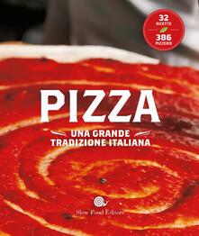 Warholgenova.it Pizza. Una grande tradizione italiana Image
