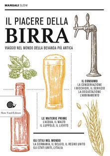 Osteriacasadimare.it Il piacere della birra. Viaggio nel mondo della bevanda più antica Image