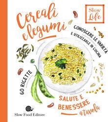 Winniearcher.com Cereali e legumi. Conoscere le varietà e utilizzarle in cucina. 60 ricette Image