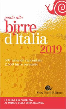 Rallydeicolliscaligeri.it Guida alle birre d'Italia 2019 Image