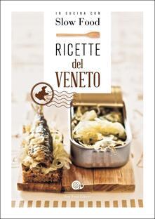 Ricette del Veneto - copertina