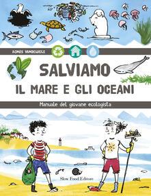 Steamcon.it Salviamo il mare e gli oceani. Manuale del giovane ecologista Image