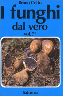 Librisulladiversita.it I funghi dal vero. Vol. 7 Image