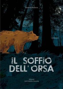 Il soffio dell'orsa - Rosario Fichera - copertina
