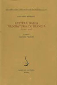 Lettere dalla Nunziatura di Francia (1520-1521)
