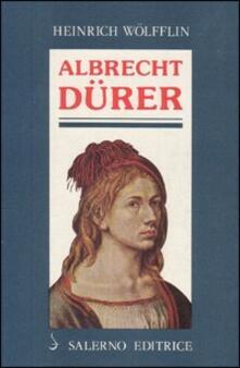 Albrecht Dürer - Heinrich Wölfflin - copertina