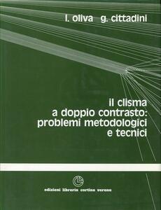 Il clisma a doppio contrasto. Problemi metodologici e tecnici
