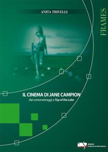 Promoartpalermo.it Il cinema di Jane Campion dai cortometraggi a Top of the Lake Image