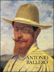 Antonio Ballero - Salvatore Naitza,M. Grazia Scano - copertina