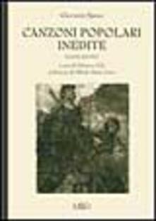 Nicocaradonna.it Canzoni popolari inedite in dialetto sardo centrale ossia logudorese. Vol. 2 Image
