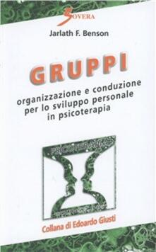 Promoartpalermo.it Gruppi. Organizzazione e conduzione per lo sviluppo personale in psicoterapia Image