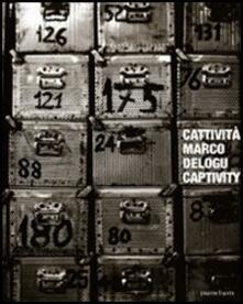 Cattività - Marco Delogu - copertina