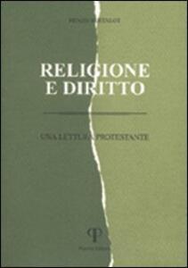 Religione e diritto. Una prospettiva protestante