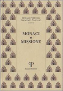 Monaci e missione. Atti del Simposio (Roma-Camaldoli, 1997)
