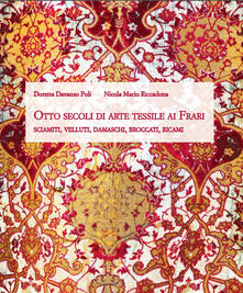 Listadelpopolo.it Otto secoli di arte tessile ai Frari. Sciamiti, velluti, damaschi, broccati, ricami Image