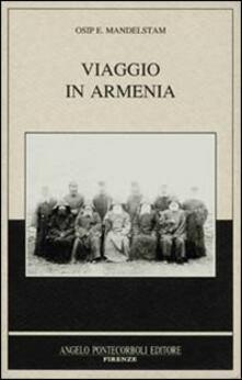 Viaggio in Armenia - Osip Mandel'stam - copertina