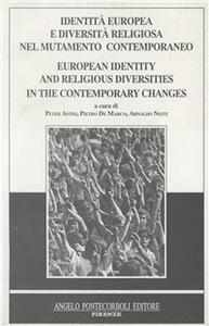 Identità europea e diversità religiosa nel mutamento contemporaneo