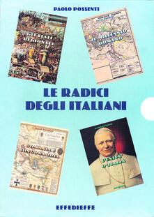 Le radici degli italiani