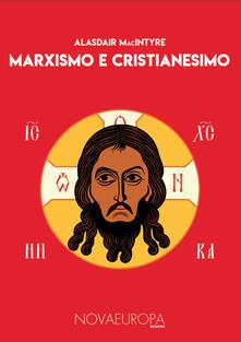 Radiospeed.it Marxismo e cristianesimo Image
