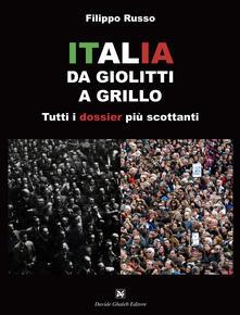 Camfeed.it Italia. Da Giolitti a Grillo. Tutti i dossier più scottanti Image